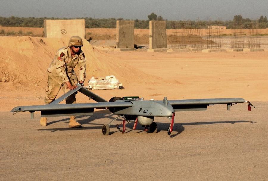 Ameriški UAV v Afganistanu