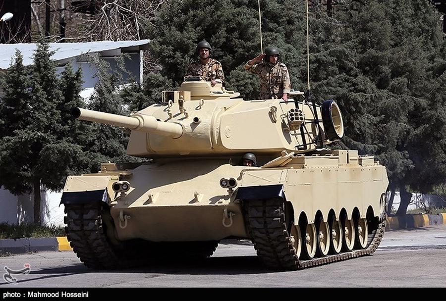 Iranski tank sabalan