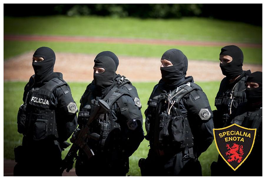 Specialna enota Policije (SEP)