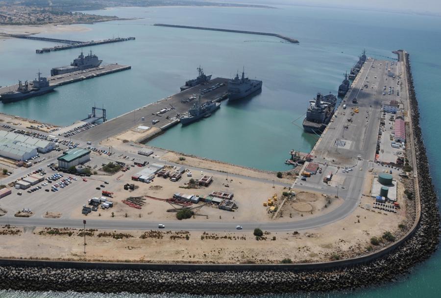 Mornariška baza Rota v Španiji