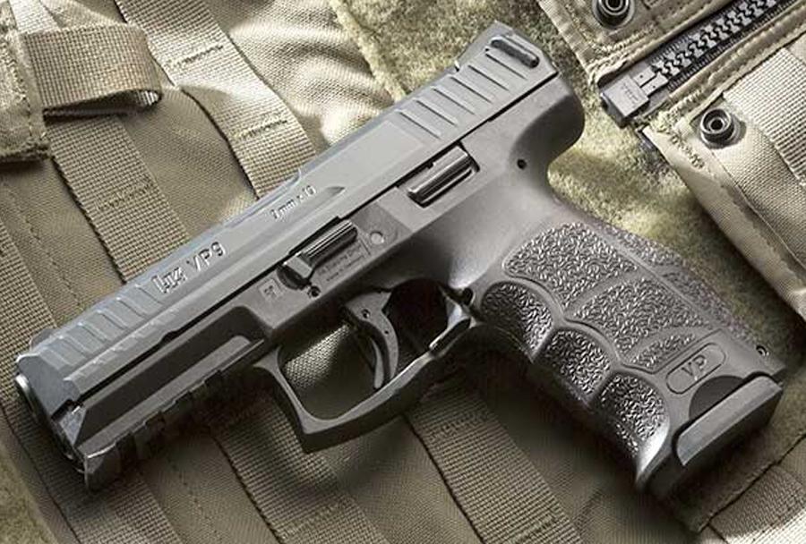 Nova pištola HK VP9 kalibra 9x19 mm