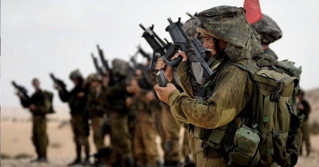 Izraelski vojaki (IDF)