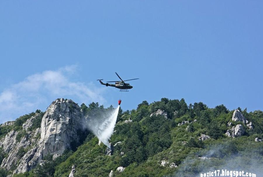 Helikopter Bell-412 - Slovenska vojska