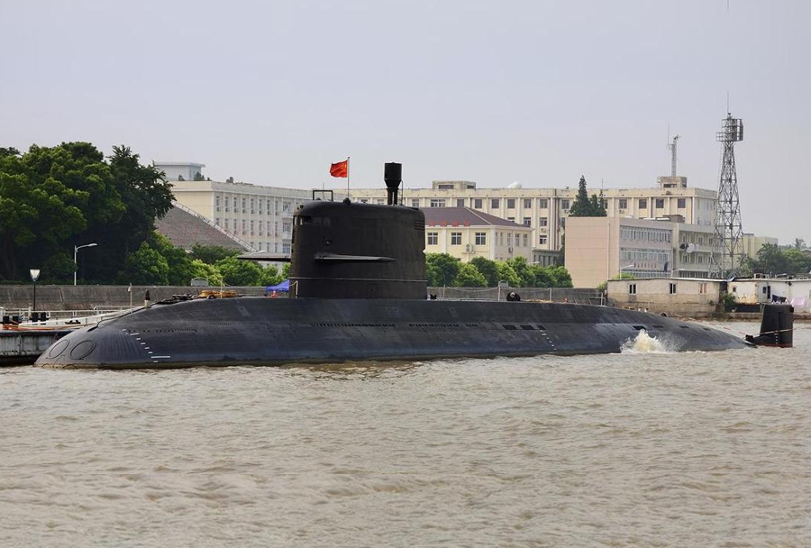 Kitajska podmornica razreda yuan