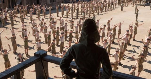 Vojni film Unbroken - 2. svetovna vojna