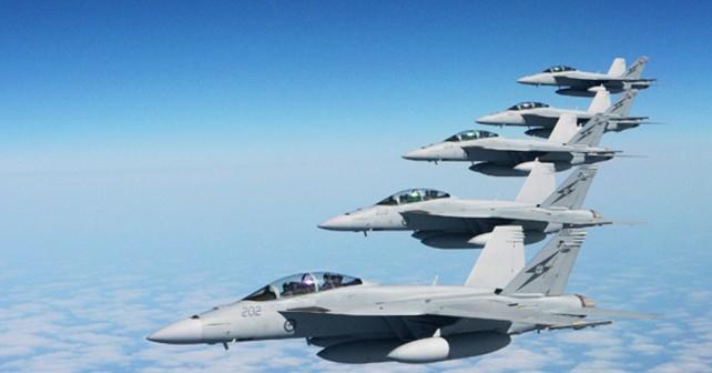 Avstralska letala F/A-18