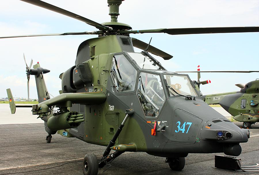 Jurišni helikopter Eurocopter EC665 tiger