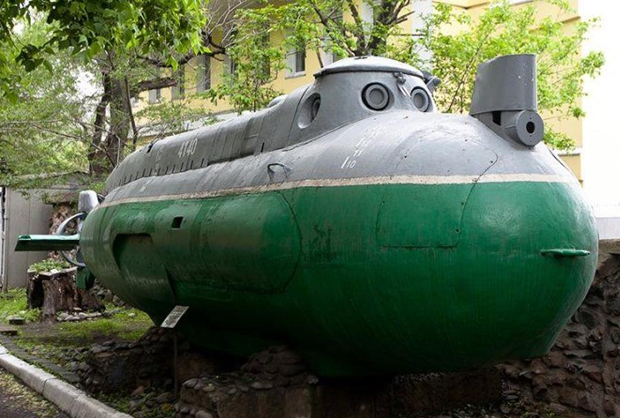 Sovjetska mini podmornica razreda triton-2