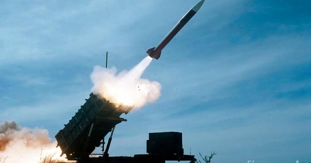 Raketni sistem MIM-104 patriot