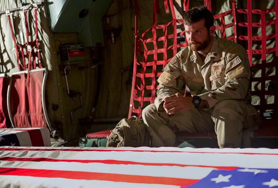 Prizor iz filma American Sniper (2014)