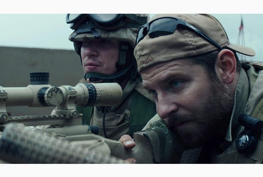Vojni film American Sniper (2014)
