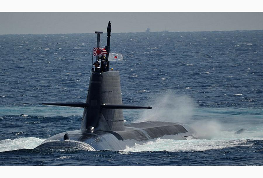 Japonska podmornica razreda soryu