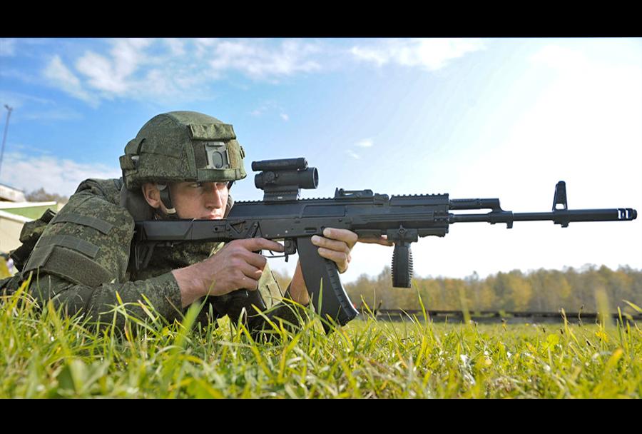 Jurišna puška AK-12