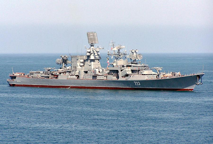 Ruska križarka Kerch razreda kara