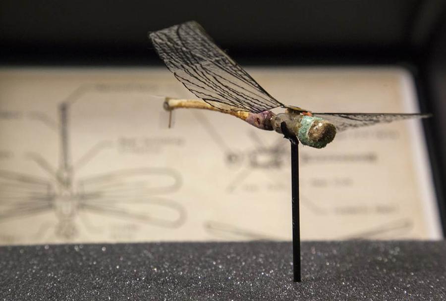 Muzej CIA: mini UAV
