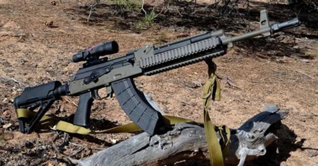 Jurišna puška kalašnikov AK-12