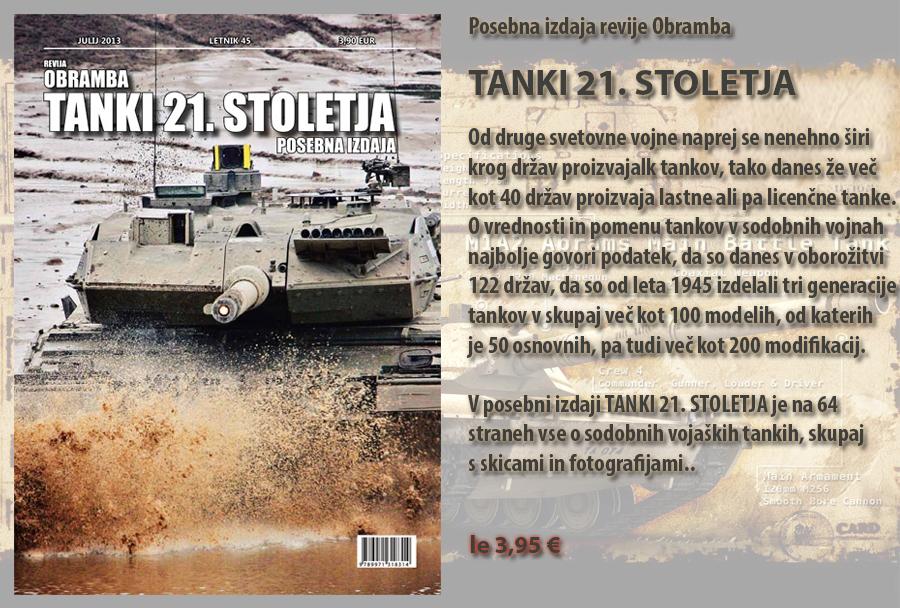 glavni bojni tanki 21. stoletja