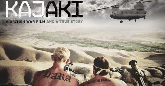 Britanski vojni film Kajaki (2014)