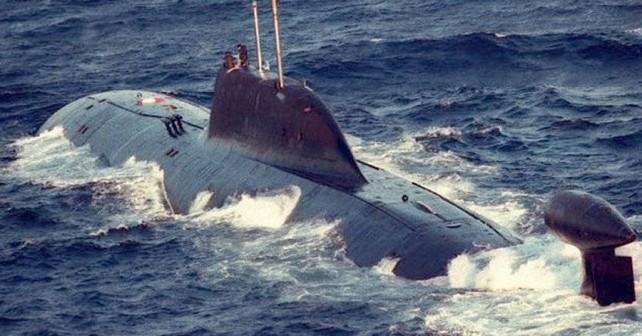 Podmornica razreda akula