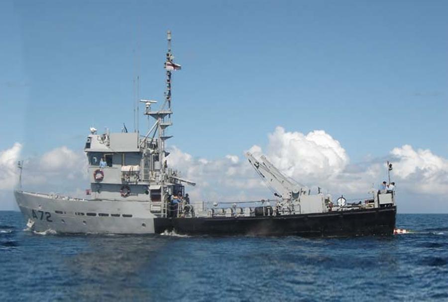 Pomožna ladja TRV-72 - Indijska mornarica