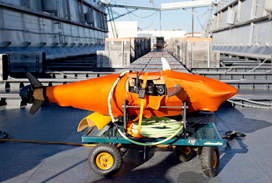 Podvodni robotski sistem silent Nemo