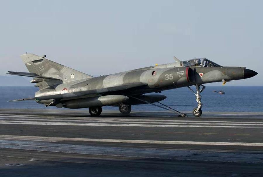 Dassault-Breguet super étendard