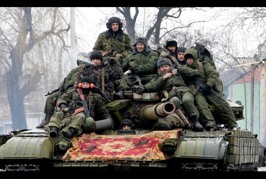 Pro-ruski separatisti