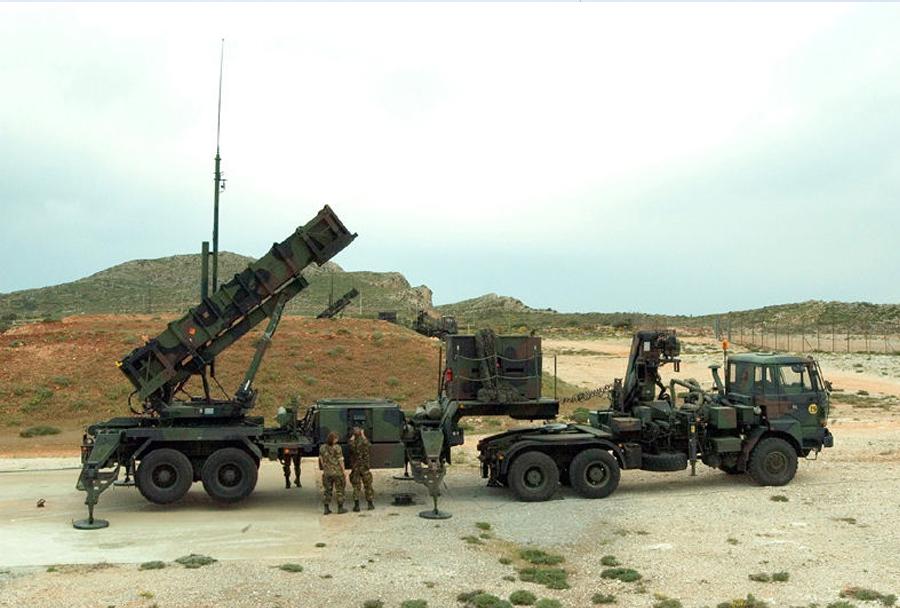 Raketni sistem MIM-104 patriot - Nizozemska vojska
