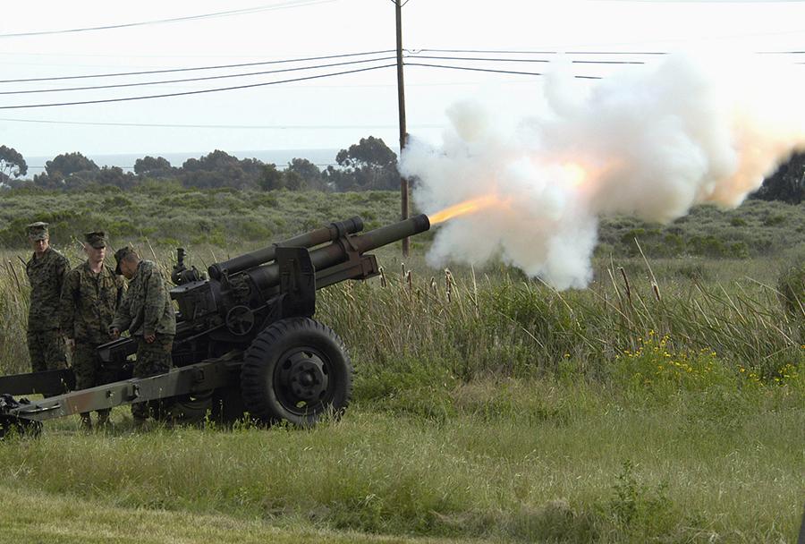 Havbica M2A1 105mm - Slovenska vojska