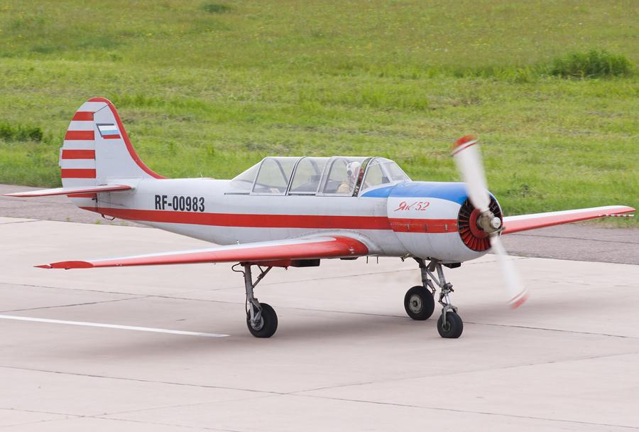 Jakovljev Jak-52