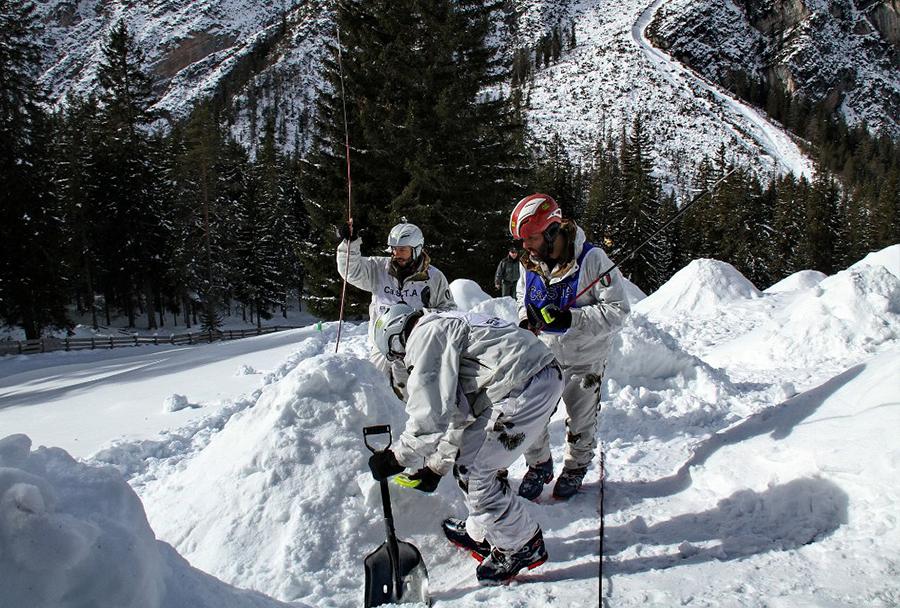 Mednarodno vojaško smučarsko prvenstvo gorskih enot Ca.STA 2015
