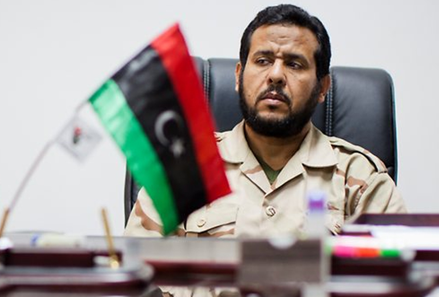 Abdel Hakim Belhadj - ISIS Libija