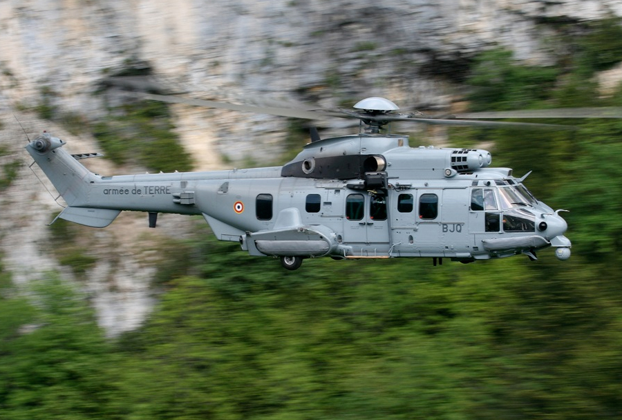 Airbus Helicopters EC725 caracal