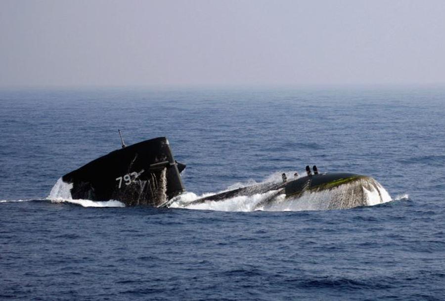 Tajvanska podmornica hai lung