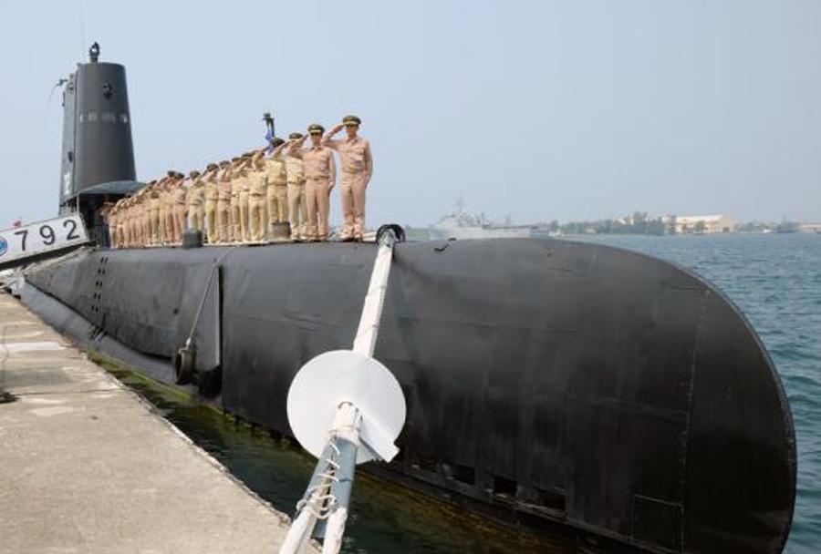 Tajvanska podmornica razreda guppy