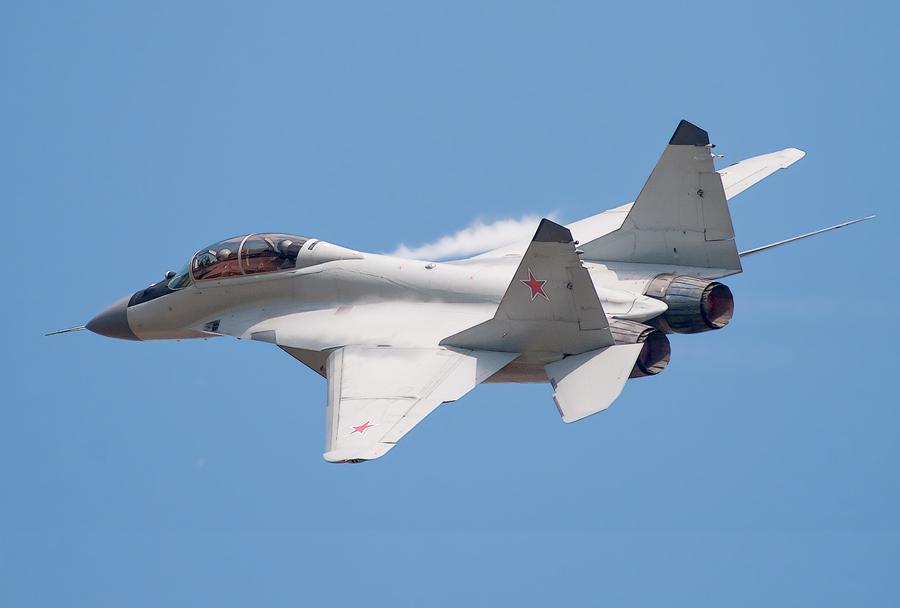 Lovec MiG-29.