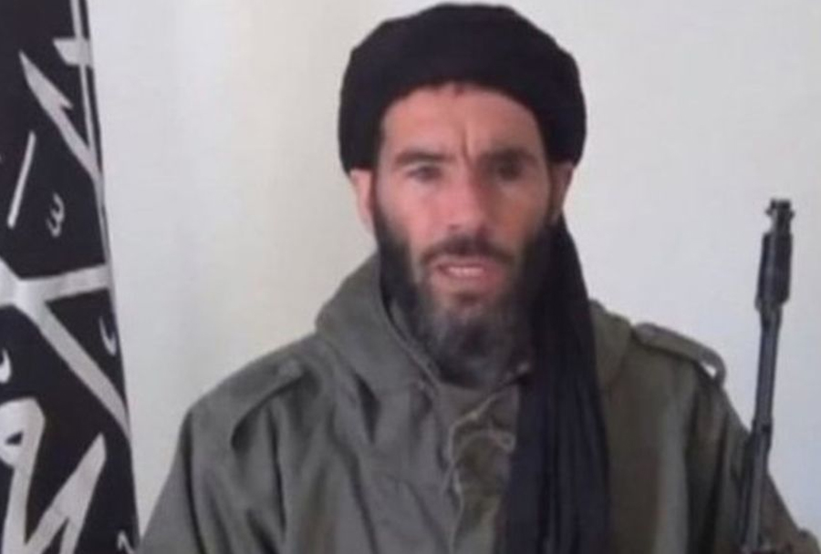 Libija-letalski-napad-Mokhtar-Belmokhtar-