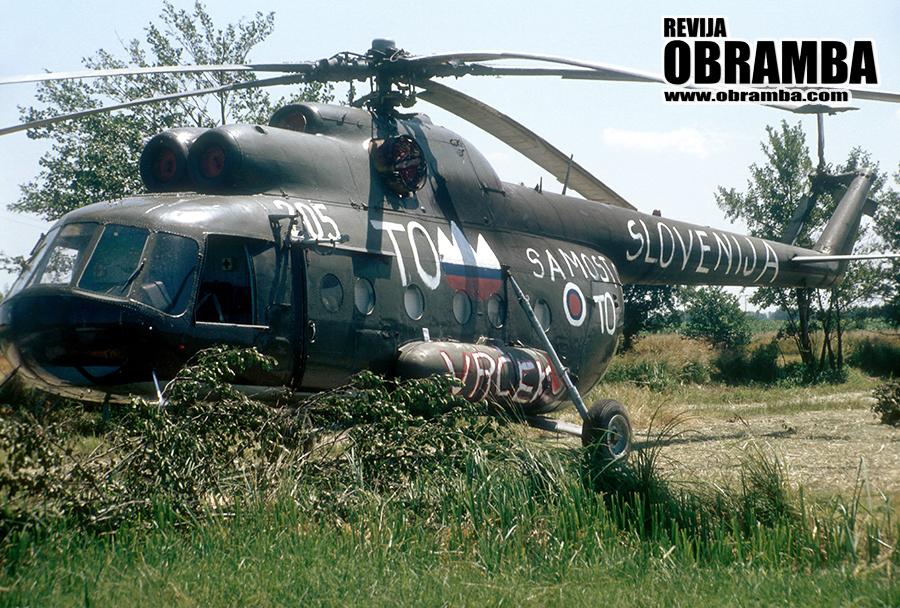 Vojna za Slovenijo: Hrastje-Mota, 7. julij 1991