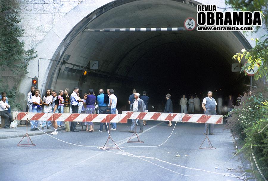Vojna za Slovenijo: Ljubljana, junij 1991