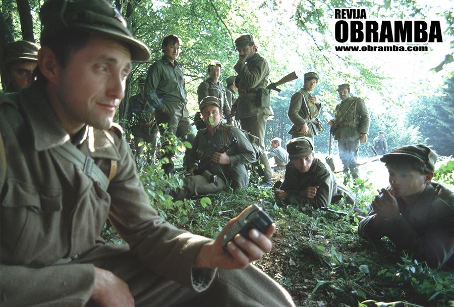 Vojna za Slovenijo: Medvedjek 30. junij 1991