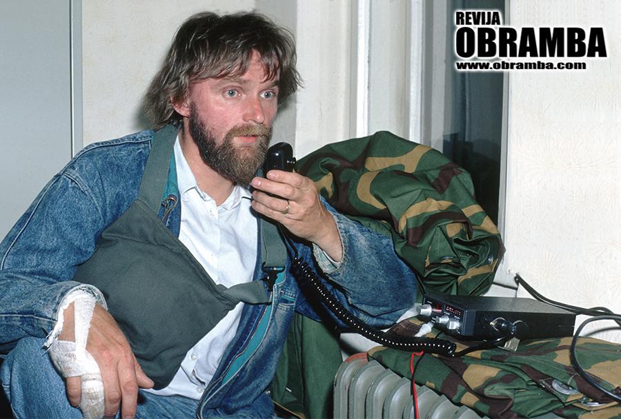 Vojna za Slovenijo - junij 1991