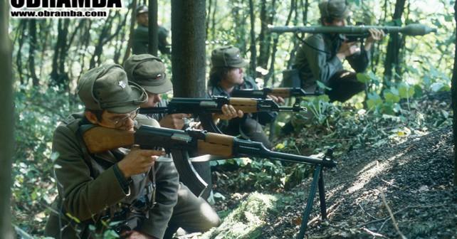 Vojna za Slovenijo: pripadniki TO, Logaški klanec 3. julij 1991