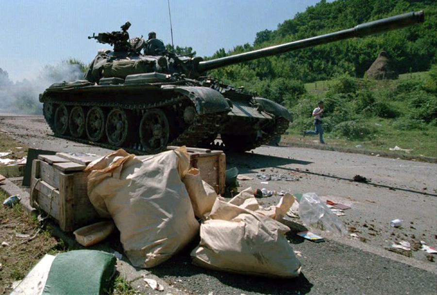 Desetdnevna vojna za Slovenijo (junij/julij 1991)