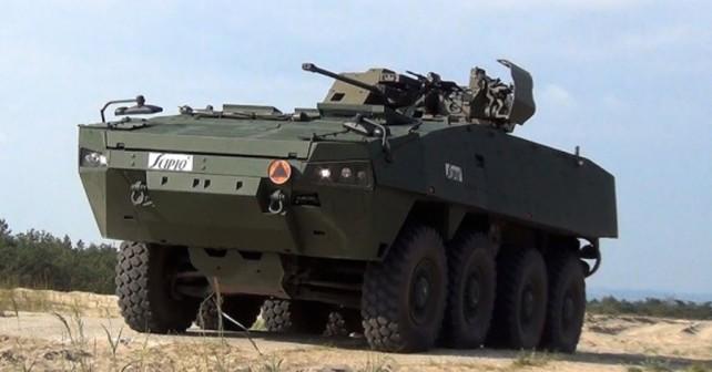 oklepno-pehotno-vozilo-scipio-8x8-KTO-rosomak-Patria-AMV-
