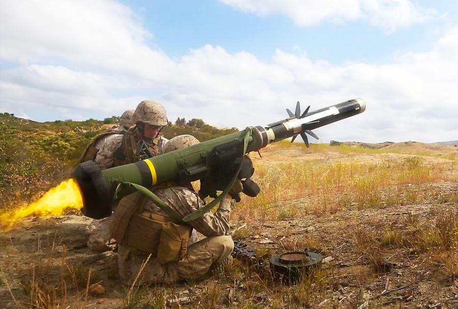 Protioklepni prenosni raketni sistem FGM-148 javelin