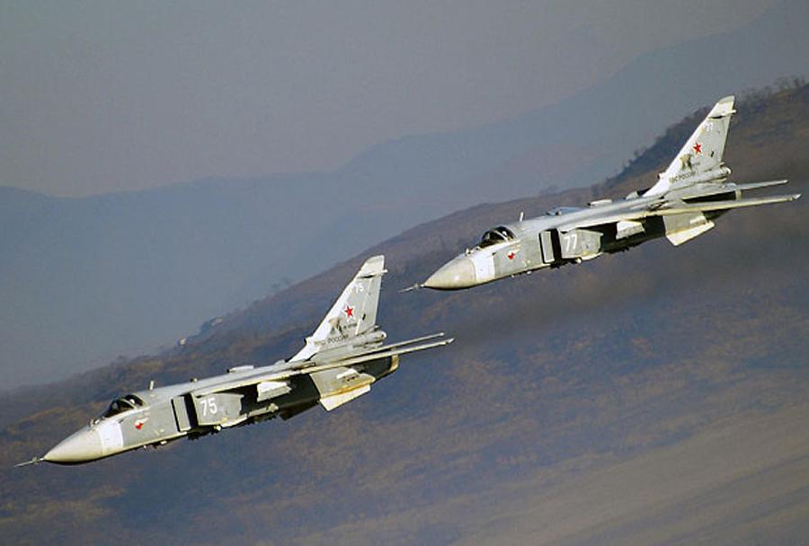 Ruski letali Suhoj Su-24
