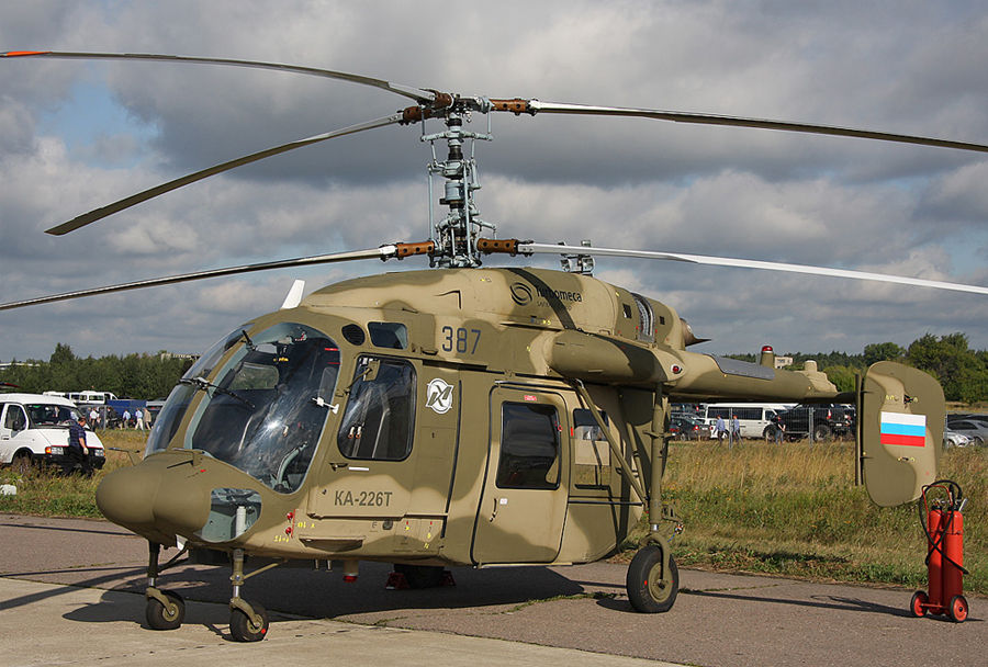 Ruski helikopter Ka-226T