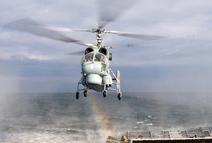 Ruski helikopter Ka-27