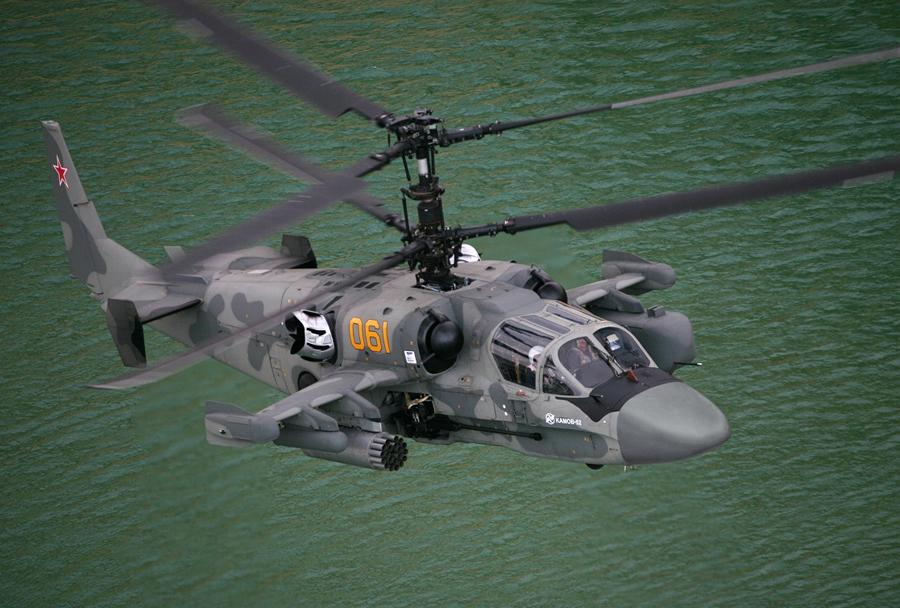 Ruski helikopter Ka-52K