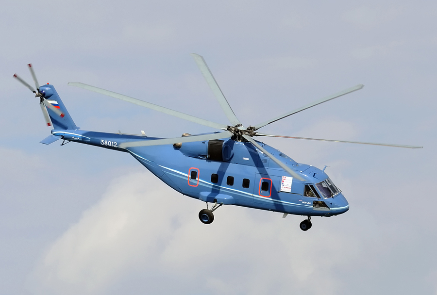 Ruski helikopter Mi-38